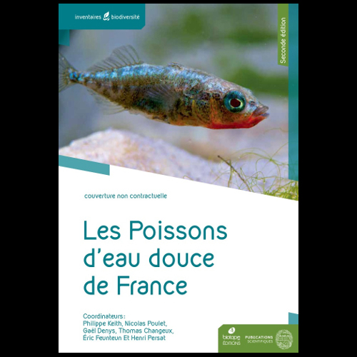 Poisson d'eau douce de France